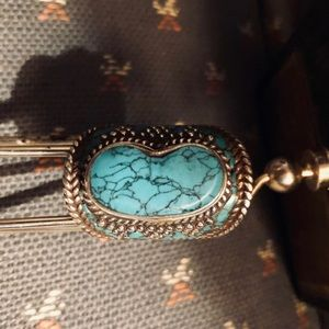 Jewelry - Indian Silver and Turquoise Ring ❤️2for$10❤️